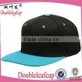 2015 custom hip-hop baseball boy flat brim snapback cap with 3D embroidery logo