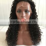 cheap but quality factory direct loose deep wave virgin brazilian human hair top closure lace wigs lace front wigs
