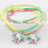 fashion high quality ultraviolet ray turn colors and glow in the dark tortoise bracelet jewelry