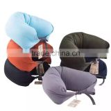 Inspired Well Fitted (Microbead) Travel Neck Pillow Cushion                                                                         Quality Choice