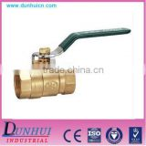 2pcs s Ball valve Brass body