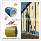 Building material-prefabricated house steel material-Colored galvanized steel plate-anti-corrosive\weather ability