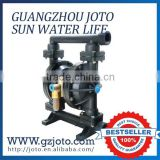 2014 china QBY series cast iron Air-operated micro diaphragm pump