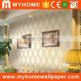 new design home decoration bedroom beautiful leaves wallpaper                                                                                                         Supplier's Choice