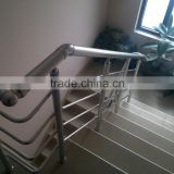 Aluminium stainless wrought iron decorative stair railings/porch rail/stair handrail balustrades