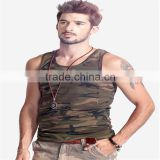 Camo tank tops/Custom Teen Boy Tank Top/Vest/Waistcoat