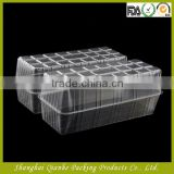 Clear Plastic Packaging for Bakery and Deli
