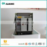 ACB W1 Frame air circuit breaker 3P/4P Rated current 630A~6300A for power distribution panel