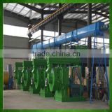 Agricultural waste reuse machine, Ring die pellet mill