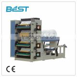 Top Quality 6 Colour high speed corrugated carton flexo printing machine