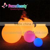 floating led ball christmas led ball lighted decoration ornament