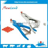 2015 new type high quality veterinary castrating band castrating forcep