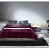 Hot selling 100% cotton reactive printing bedding set/China supplier,plain colour duvet cover