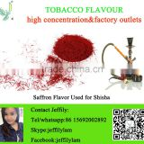 High concentration saffron flavor used for shisha making,good quality tobacco shisha flavour