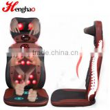 Kneading & rolling neck massage pilliow vibration butt massage cushion for chair tapping back massage cushion