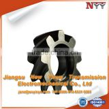 High precision helical cylidrical gear for oil pump