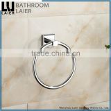 18225 hot selling products wholesale walll mounted modern kitchen bathroom accessories towel ring