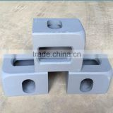 Heavy painted/non-painted container fitting/container corner casting for sale(ABS/BV certificate)