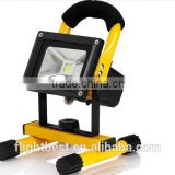 Solar Panel 10 w LED Flood Lighting,Competitive price Outdoor Solar LED Flood Lights To South Korea