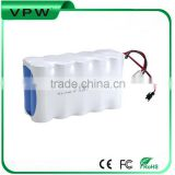 Wholesale 12v rechargeable battery pack 2500mah/13000MAH sc ni cad battery pack for cordless power tool