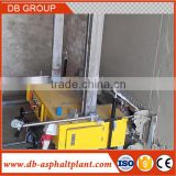 gypsum/cement Plastering machine/Plaster machine/Auto wall rendering machine
