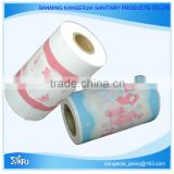 Super quality new design Breathable Lamination PE Film for Baby Diapers Super Soft Diaper backsheet