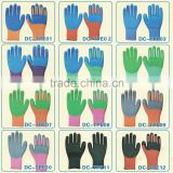 Knuckle protection TPR Mechanical glove for heavy industry(new style) NEW PRODUCT TPE gloves