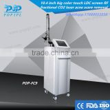 ER yag laser Acne Treatment scar removal machine Erbium laser remove chloasma CO2 laser