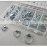 64pc Hose Clamp Assortment/Kit/Set