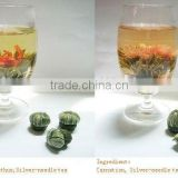 Fujian various blooming flower tea