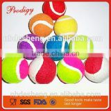 Mini Pet Fluorescent Custom Printed Personalized Tennis Ball