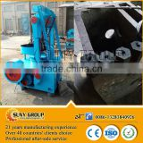 Hexagonal round square wood charcoal rods briquette making machine charcoal briquette machine