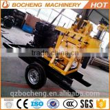 small small water well drilling machine/ drilling machine for soil investigation/ drilling mud pump