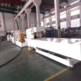 110-200mm waste water PVC pipe extrusion line with ABB inverter