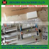 Factory price fruit paste packing machine/salad jam sachet filling machine