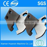 Profile shear blade for wire and rod cutting processing