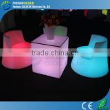 Colorful led cube light for night clubs and party GKC-040RT