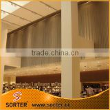 hanging metal fly screen metal chain drapery curtain