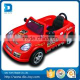 mini classic ride on car for kids baby carriage wheels for collection kids ride on car 6v battery powered