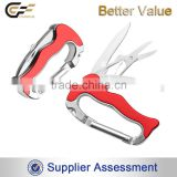 Multi Functional Carabiner Multi Tool for Outdoor Sports