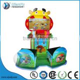 dianfu amusement coin operated kids play 2 players indoor and out door capsules game machine for sale with videos