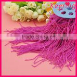 hot sale women pink elegant fringe lace trimming for women dress decoration in bulk WTP-1252