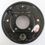 Drum brake for tricycle, diameter of 180mm,good quality steel