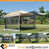 Outdoor High Density Gazebo Environmental Protection Network Anti Mosquito Nets Pest Folding Canopy Tent
