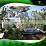 Outdoor Camping Inflatable Transparent Tent, Clear Bubble Tent, Giant Inflatable Dome Tent For Sale