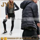 2017 Fashion Women's Clothing Quilted Hooded Jackets, Women Jackets 2016, Jacket Women Women Apparel