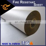 Certified Fire Resistant Good Insulation Intumescent Sheet