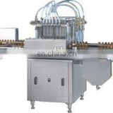 FLK CE small capacity eyedrop bottle liquid filling machine with PLC touch screen