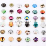 Hot new products for 2015 fashion square shirt buttons metal custom buttons