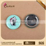 cheap Metal Safty Pin Back Advertising Promotion Tin Button Badge